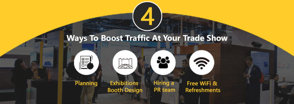 Ways To Boost Trade Show by exhibit rentals