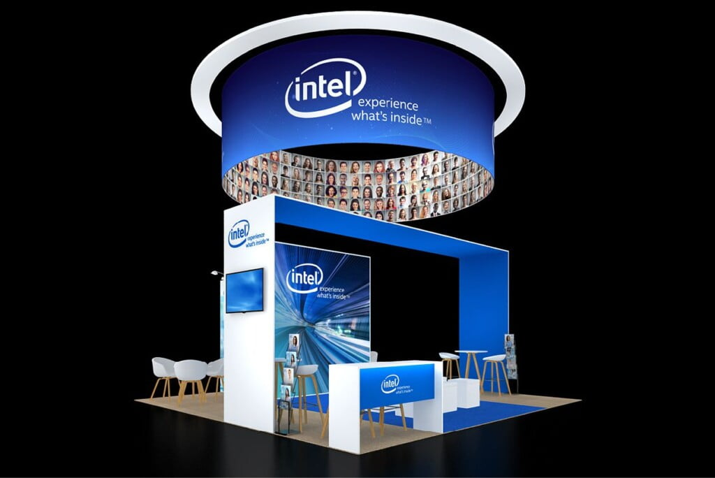 exhibit rentals trade show booths