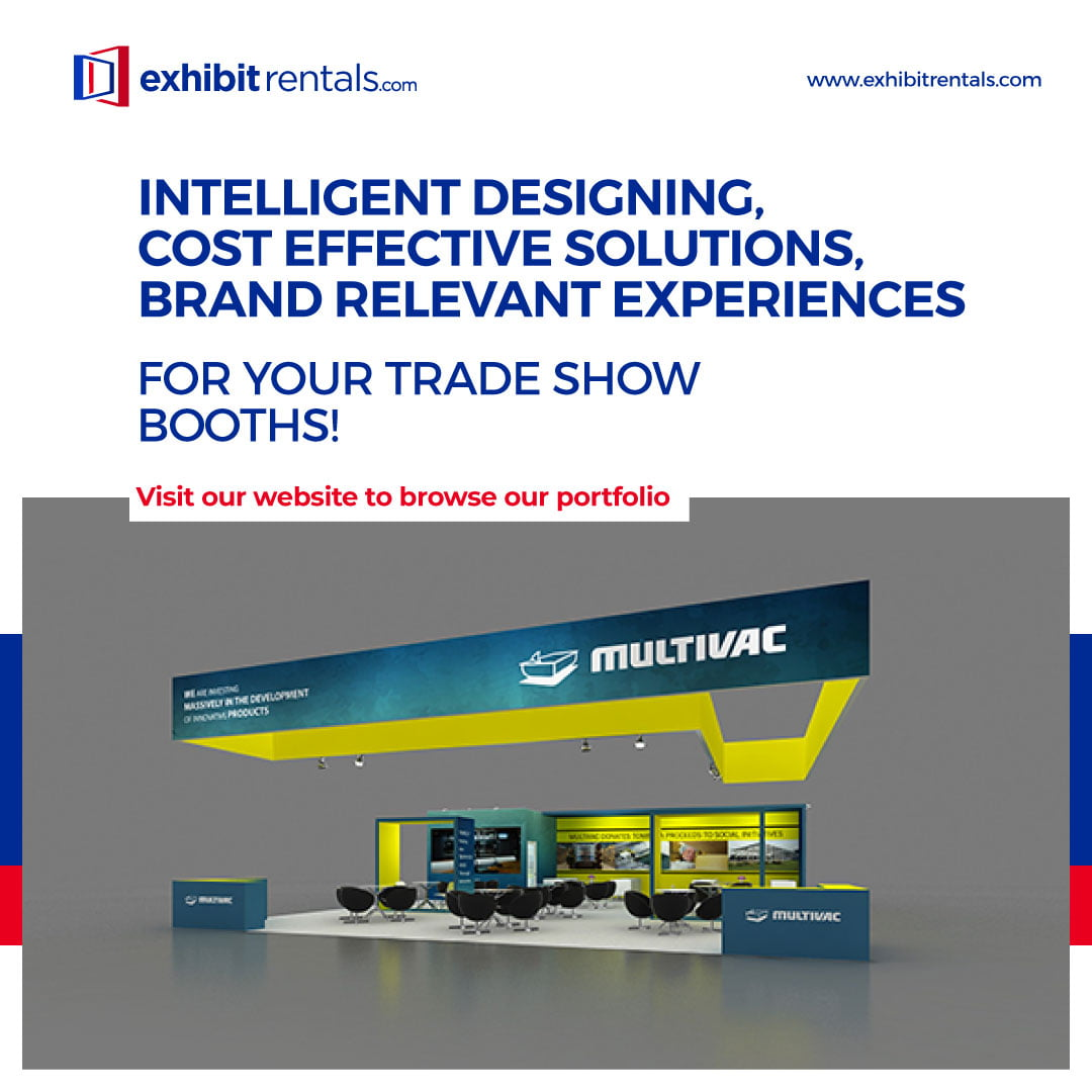 exhibit rental booths
