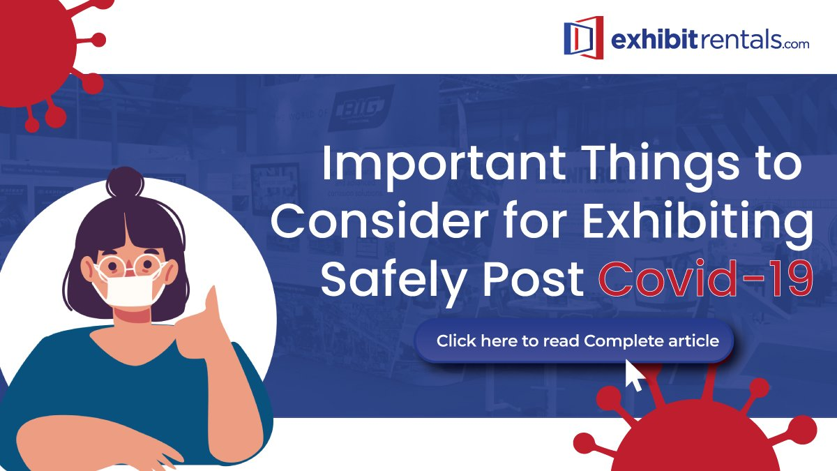 Exhibiting Safely Post COVID-19