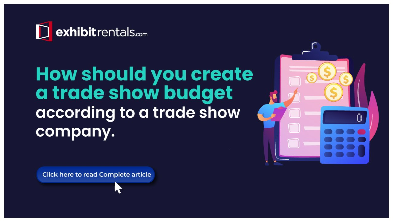 Trade Show Budget: A Trade Show Company's Guide