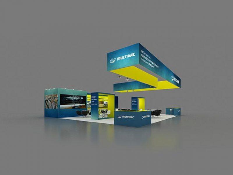 Exhibit Rentals exhibitions booth designs