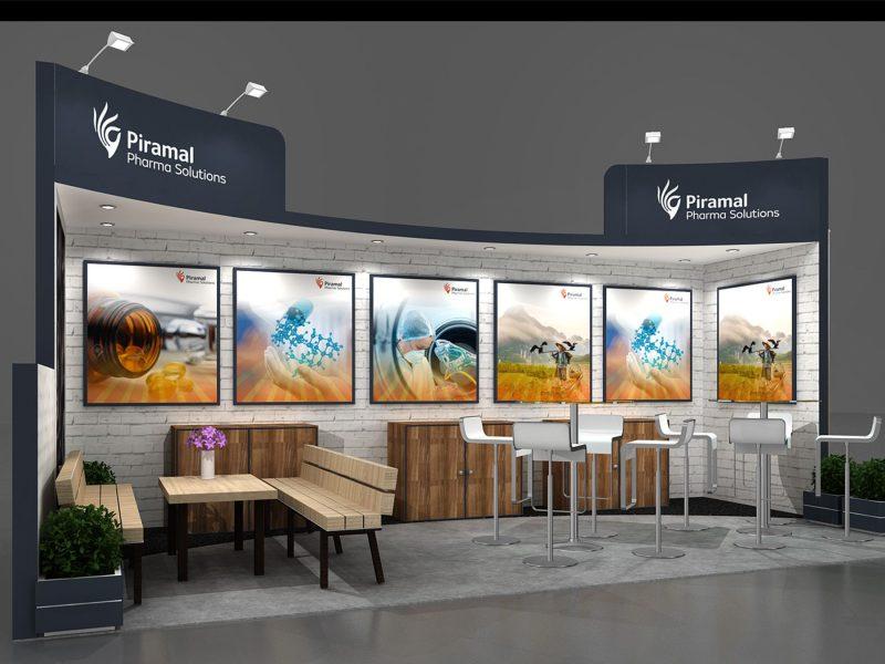 Exhibit Rentals exhibition booth designs