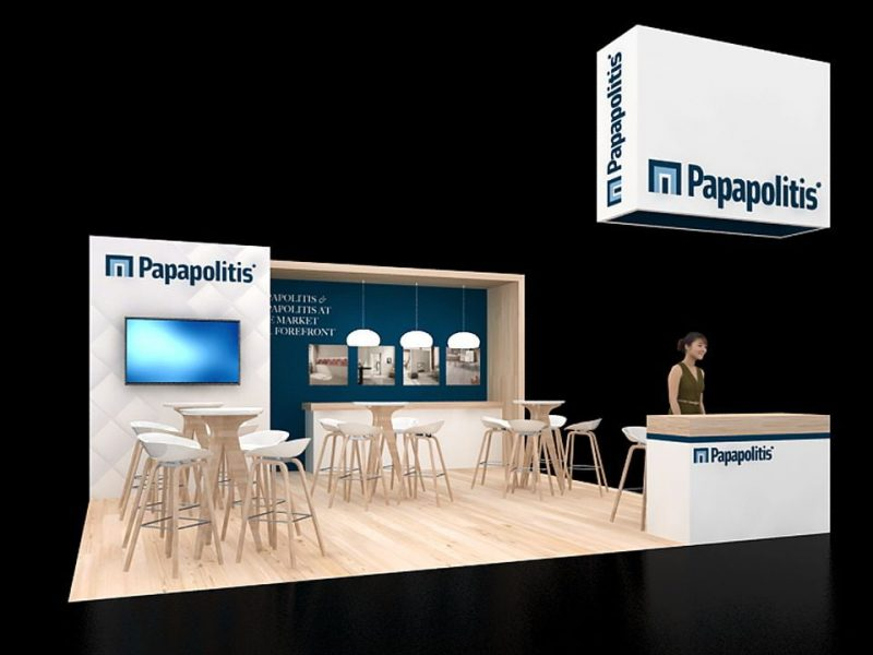 Exhibition Booth, Trade show Booth, Trade show booth design, Exhibition Booth design