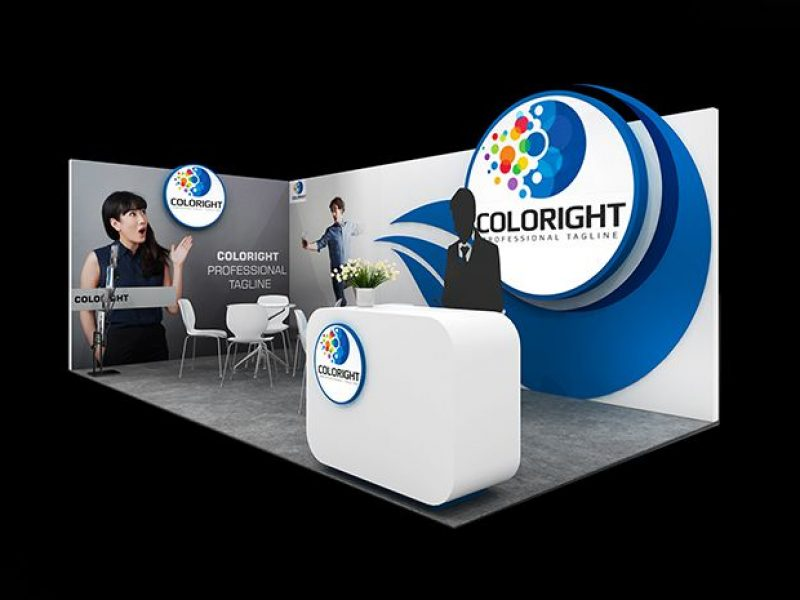 Trade fair booth design, 10*10 exhibit Booth, 10*10 trade show booth rental, 20*20 trade show displaysgns