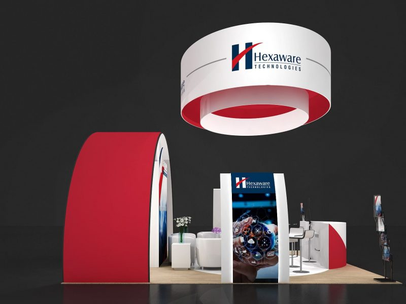 Booth design display, Design for Booth, 10 * 20 trade show booth, 10 * 20 Booth