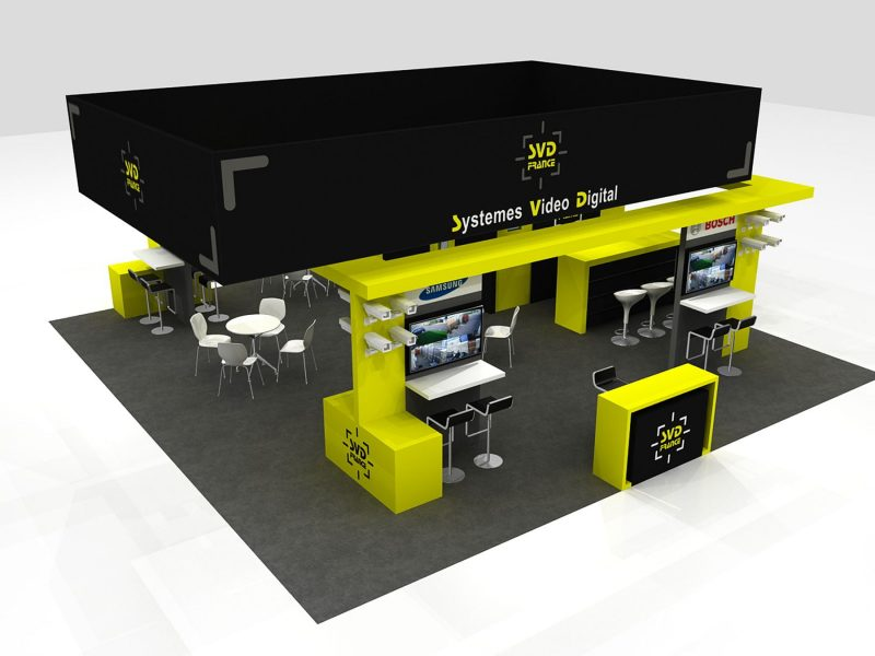 Exhibit Rentals booth designs
