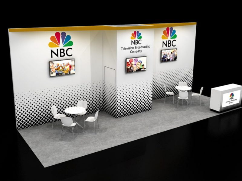 exhibit rentals trade show booths designs