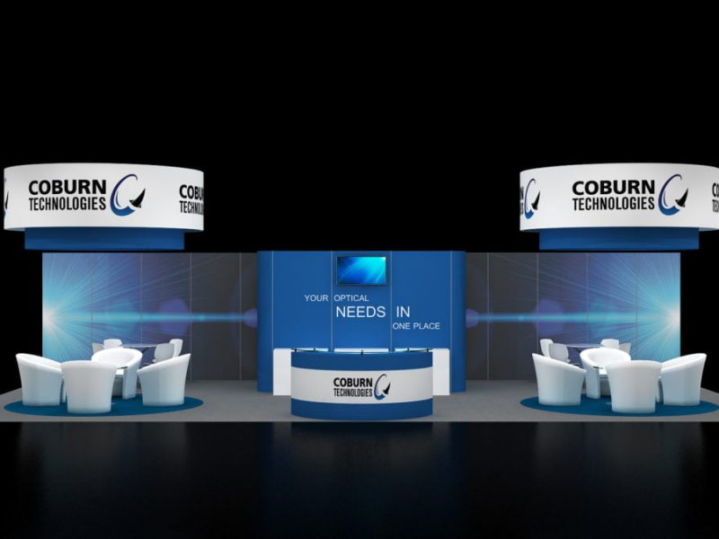 Trade show Booth 10 * 10, Trade show stands, Event booth design, Trade show booth rental